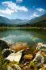 Озеро Любимое. Западные Саяны.